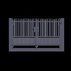 Aluminijum – Dvorišne ograde i kapije